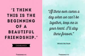 Quotes for Wedding Bridesmaid