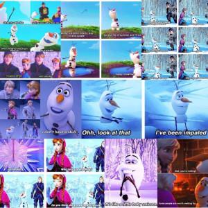 Disney Frozen Olaf Quotes