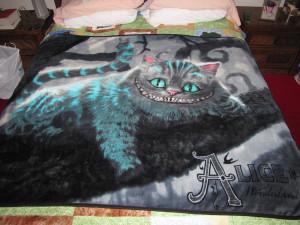 Tim Burton's Cheshire Cat by CheshireCatMew
