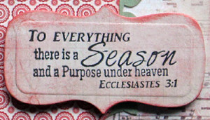 absolutely love this bible quote. The stamp is from K Andrew Design ...