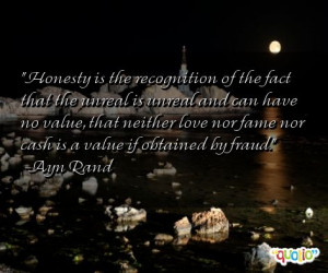 Famous Quotes About Honesty