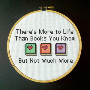 The Smiths Handsome Devil Quote Cross Stitch PDF Pattern - There's ...