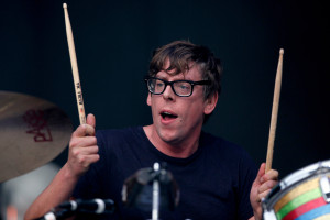 Black Keys Drummer Getting Into Hosiery