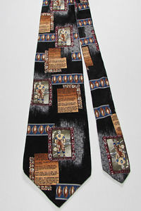 ... Quote Me VINCE LOMBARDI 100% Silk Tie Football Legend NFL Sport Coach
