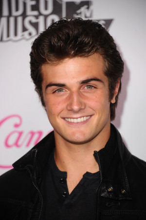 Beau Mirchoff Actor Arrives...