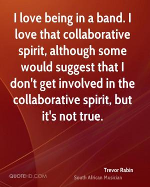 Trevor Rabin Quotes
