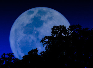 """... the phrase """"once in a blue moon"""" and what a blue moon actually is"""