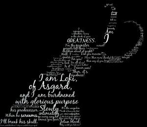 Loki Quotes by WickedAwzum13