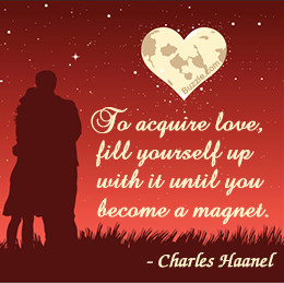 Charles Haanel on law of attraction and love