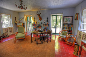 Ernest Hemingway's Office - Key West