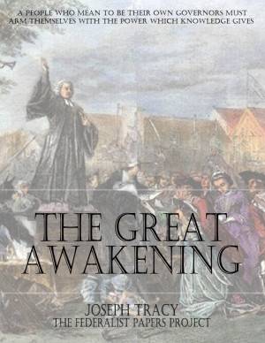 2nd great awakening There was evidence of progress in the role of white middle class women, between 1815 and 1860, due to the commercial economy and the religious revival brought on by the antebellum market revolution and second great awakening.