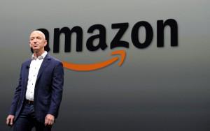 SAN FRANCISCO—Amazon.com Inc. chief executive officer Jeff Bezos ...