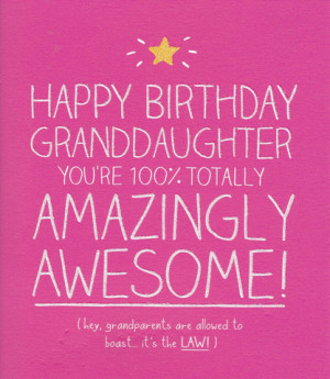 happy 15th birthday granddaughter