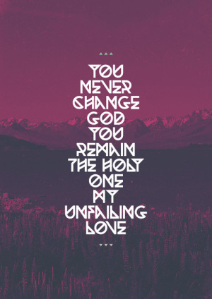Because of you christian song with lyrics