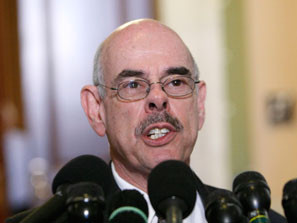 Political Public Comment:Henry Waxman, (D-Ca), blames Blackwater for ...