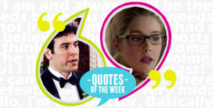 Home Features Best TV quotes of the week ending March 29