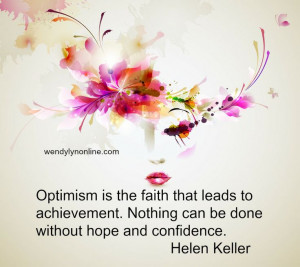 Helen Keller #quote #inspiration