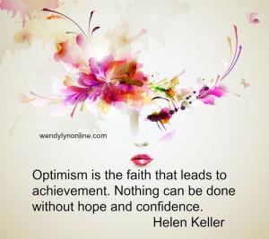 Helen Keller #quote #inspiration