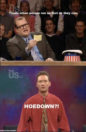 Whose Line Is It Anyway Scenes From A Hat #whose line is it anyway# ...