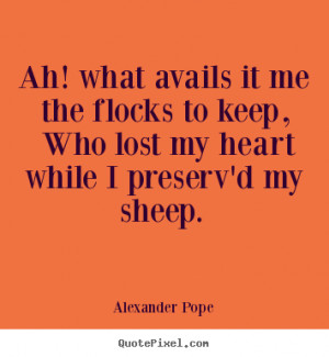 Love Quotes From Alexander Pope