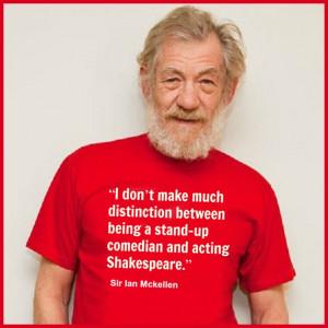 Ian Mckellen - Movie Actor Quote - Film Actor Quote - #ianmckellen