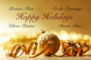 ... you want to send Happy holidays wishes greetings. Hope you like them