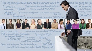 The Office Quotes Wallpaper by UFCFAN89
