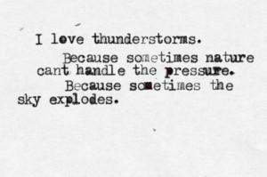 Tumblr Nature Poems