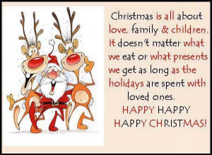 Christmas Quotes For Family Images