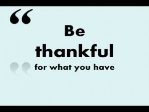 Motivational Quotes Video - Are You Thankful for the Things You ...