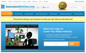InsuranceHotline – Compare Car Insurance Quotes Online »
