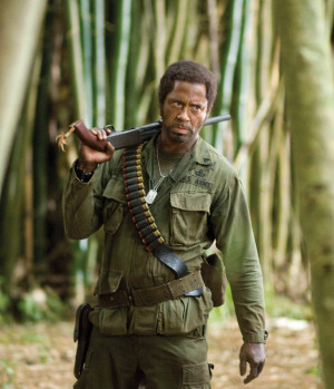 Find and follow posts tagged tropic thunder on Tumblr. #robert downey ...