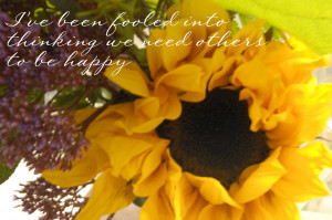 Sunflower Quotes Cover...