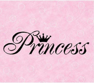 also a Princess! Lol!! :p