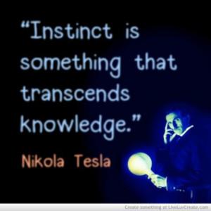 Adironnda Nikola Tesla Instinct