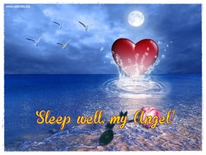 Sleep Well My Love Quotes