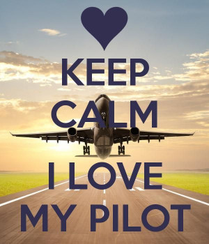 For all those pilot wives out there!