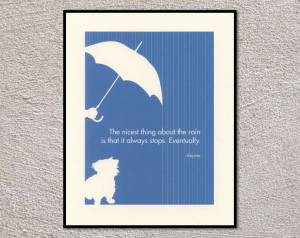Eeyore Quotes And Sayings Eeyore quotes about rain