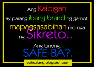 These are the patama quotes kaibigan Pictures