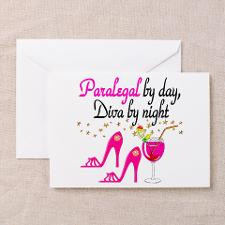 PARALEGAL Greeting Cards (Pk of 10) for