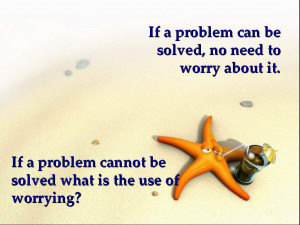 Quotes-Problem Solved wallpapers