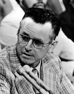 James Earl Ray, the man accused of killing Civil Rights leader Martin ...