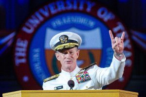 ... Lessons From Navy SEAL Admiral McRaven's Amazing Commencement Speech