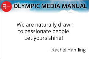 Olympics Quote Passionate People
