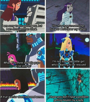 Teen titans quotes