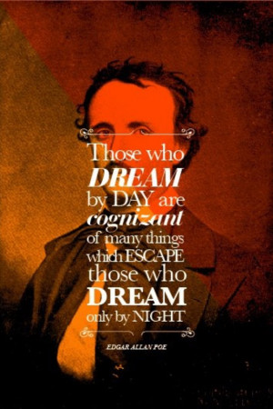 Edgar Allan Poe, how I do love him.