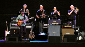 Steely Dan Performs Think...