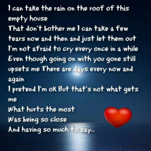 What hurts the most-rascal flatts