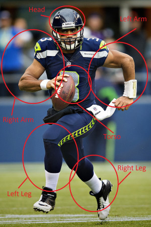 The Russell Wilson Quarterback Owner's Manual