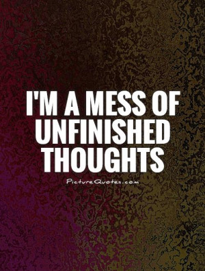 Confused Quotes Thought Quotes